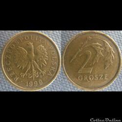 2 Grosze 1998