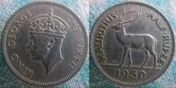 1/2 Roupie 1950