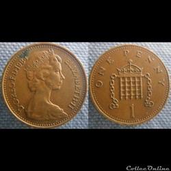 1 Penny 1984