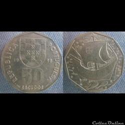 50 Escudos 1998