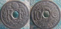 10 Centimes 1945 C