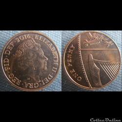 1 Penny 2016
