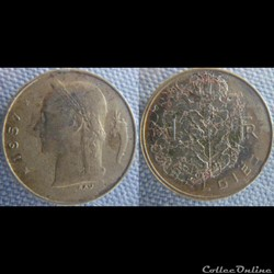 1 Franc 1957 fl