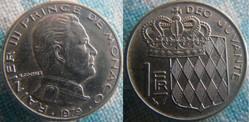 1 Franc 1979