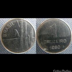 1 Cruzeiro 1980