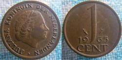 1 Cent 1965
