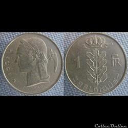 1 Franc 1951 fr