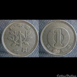 1 Yen 1989