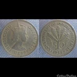 50 Mils 1955