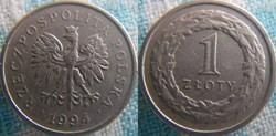 1 Zloty 1994