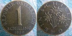 1 Schilling 1960