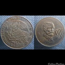 20 centavos 1975