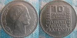 10 Francs 1948 B