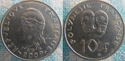 10 Francs 2009