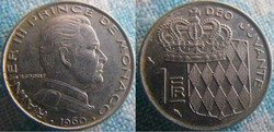 1 Franc 1960