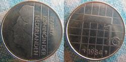 1 Gulden 1984