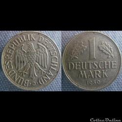 1 Mark 1950 D