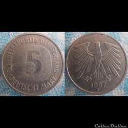 5 mark 1987 F