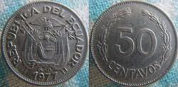 50 Cebtavos 1977
