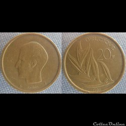 20 Francs 1982 fr
