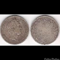5 Francs 1831 M