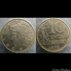 10 Centavos 1978