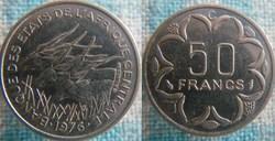50 Francs 1976 C