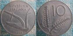 10 Lire 1954
