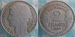 2 Francs 1950 B