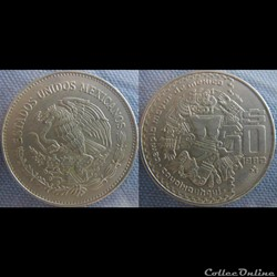 50 Pesos 1982