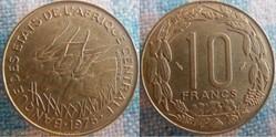 10 Francs 1975