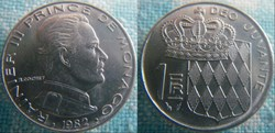 1 Franc 1982