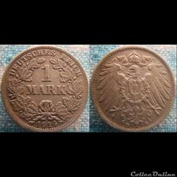1 mark 1914 D