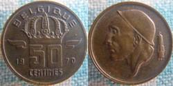 50 centimes 1970 FR