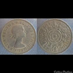 2 Shilling 1961