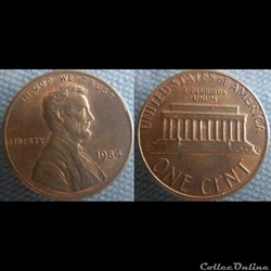 1 Cent 1984