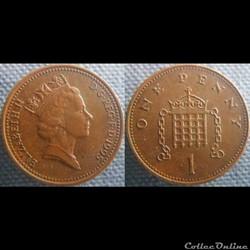 1 Penny 1995