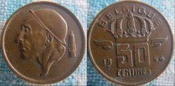 50 centimes 1964 FR