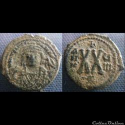 Tibere II Constantin - Demi-follis - Antioche