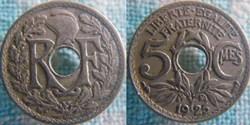 5 Centimes 1925