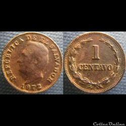 1 Centavo 1972