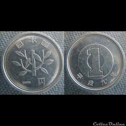 1 Yen 1997