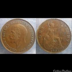 1 Penny 1931