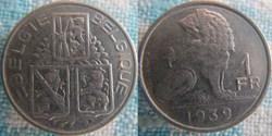 1 Franc 1939 FL-FR