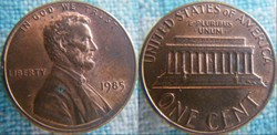 1 Cent 1985