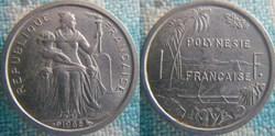 1 Franc 1965