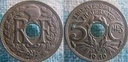 5 Centimes 1930