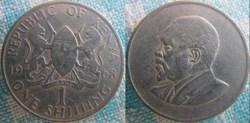 1 Shilling 1968