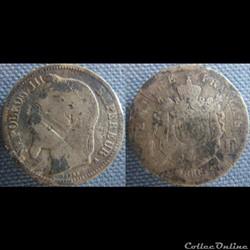 1 Franc 1866 A