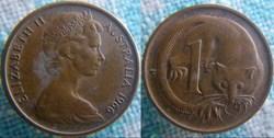 1 Cent 1966